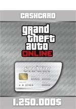GTA Grand Theft Auto V Online CashCard - Der Weiße Hai [Code-DE]
