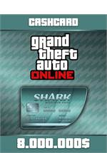 GTA Grand Theft Auto V Online CashCard - Megalodon [Code-DE]