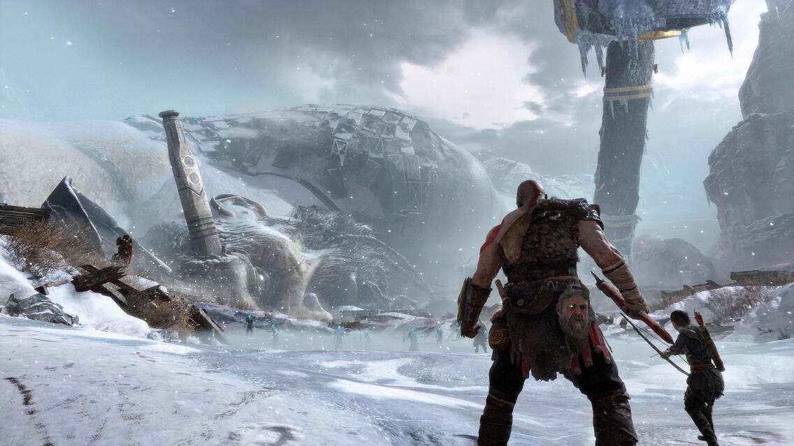 God of War Screenshot