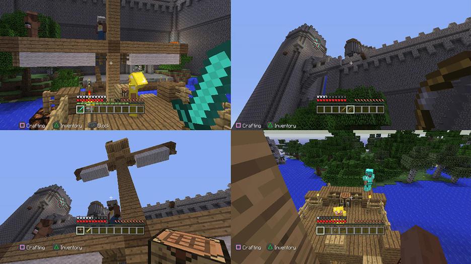 Minecraft Xploder Special Edition