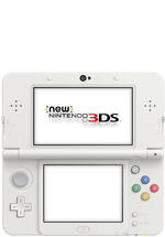 New 3DS Konsole White