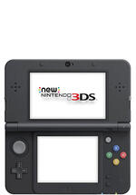 New 3DS Konsole Black