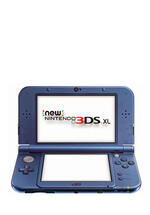New 3DS XL Konsole Metallic Blue