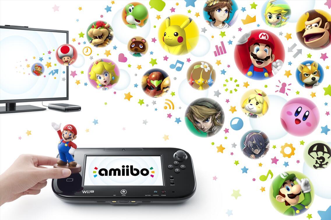 amiibo Screenshot