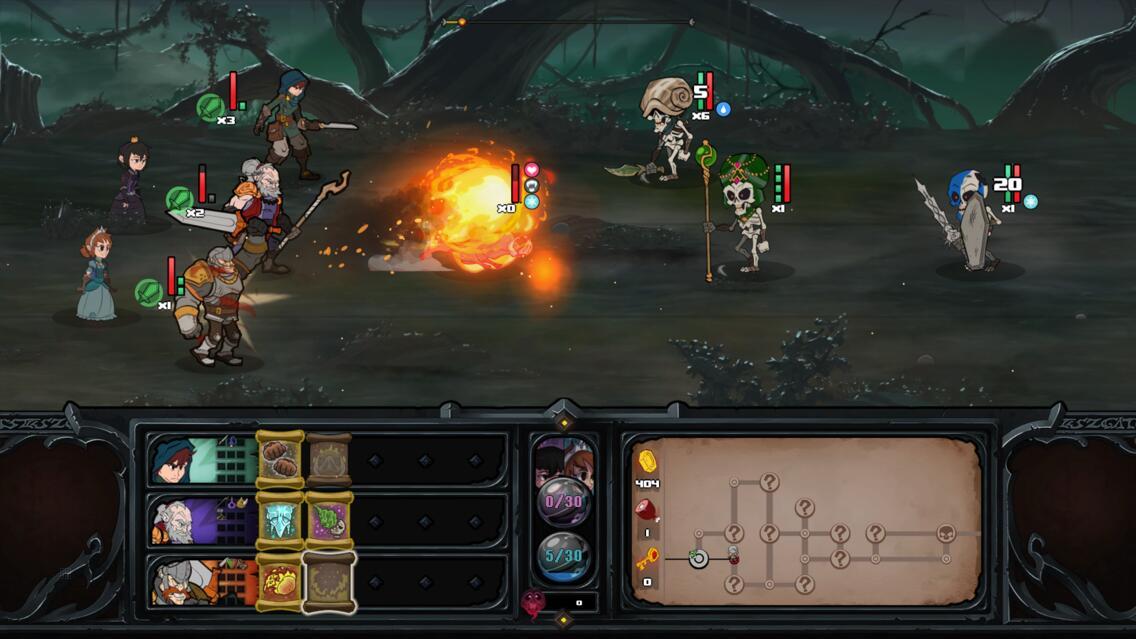 Has-Been Heroes (im Handel exklusiv bei GameStop!)