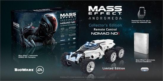 Mass Effect Andromeda - Collector's Edition Nomad ND1 (mit Fernsteuerung) (ohne Spiel)