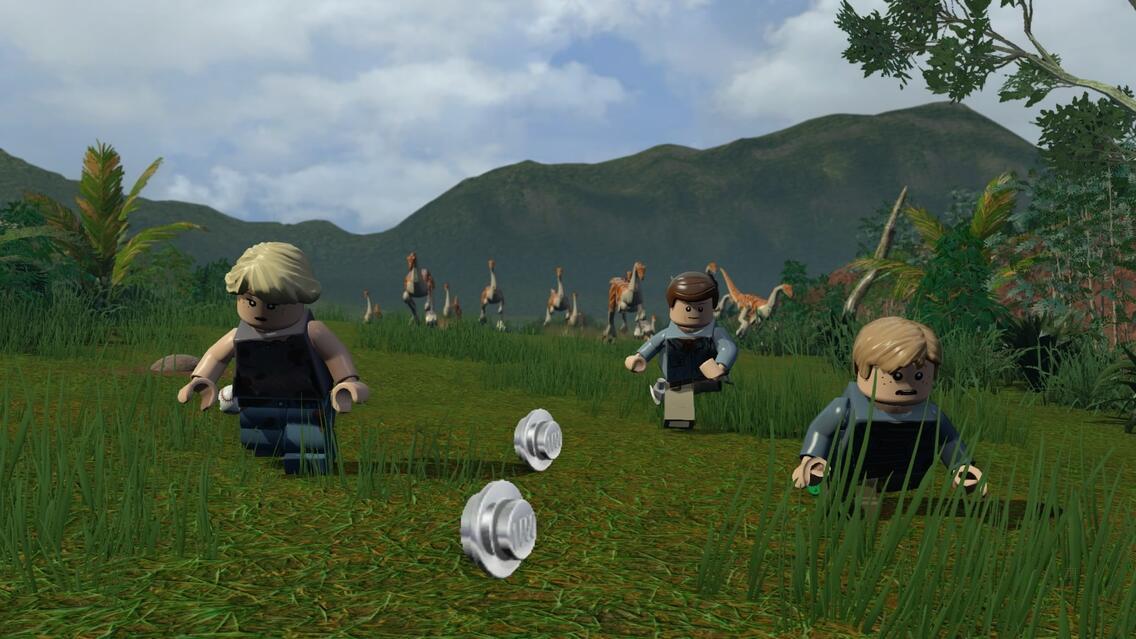 Lego jurassic world gamestop de power to the players