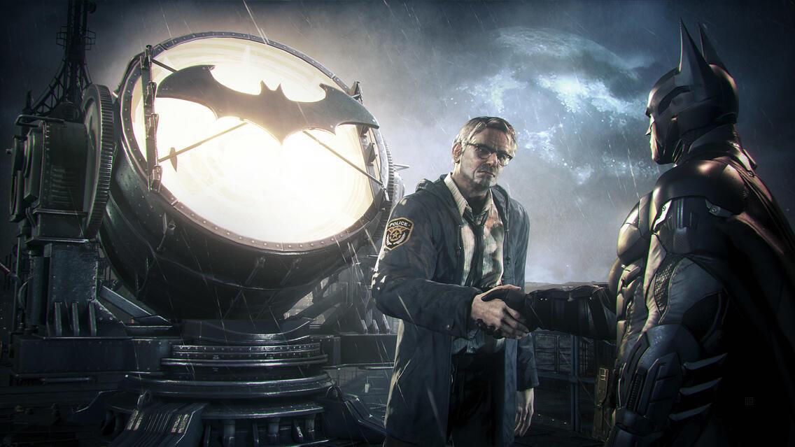 Batman Arkham Knight Screenshot