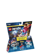 LEGO Dimensions Level-Pack Back to the Future