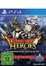 Dragon Quest Heroes Day-One-Edition