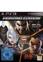 Fighting Edition (SoulCalibur V - Tekken 6 - Tekken Tag Tournament 2)
