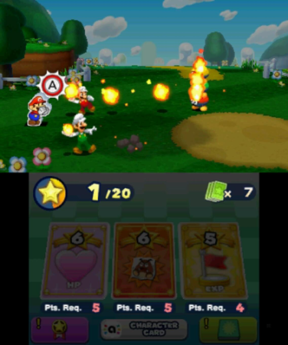 Mario & Lugi Paper Jam Bros