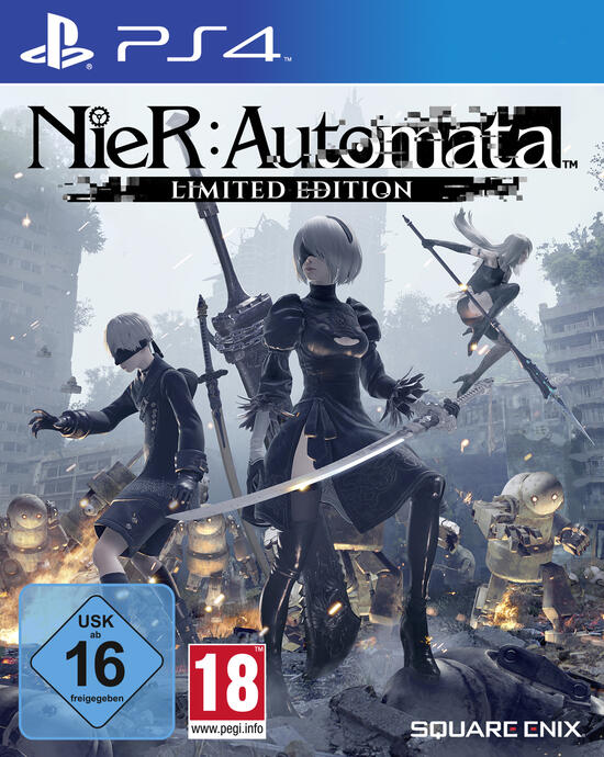 NieR : Automata (Limited Edition)
