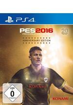 Pro Evolution Soccer 2016 Anniversary Edition