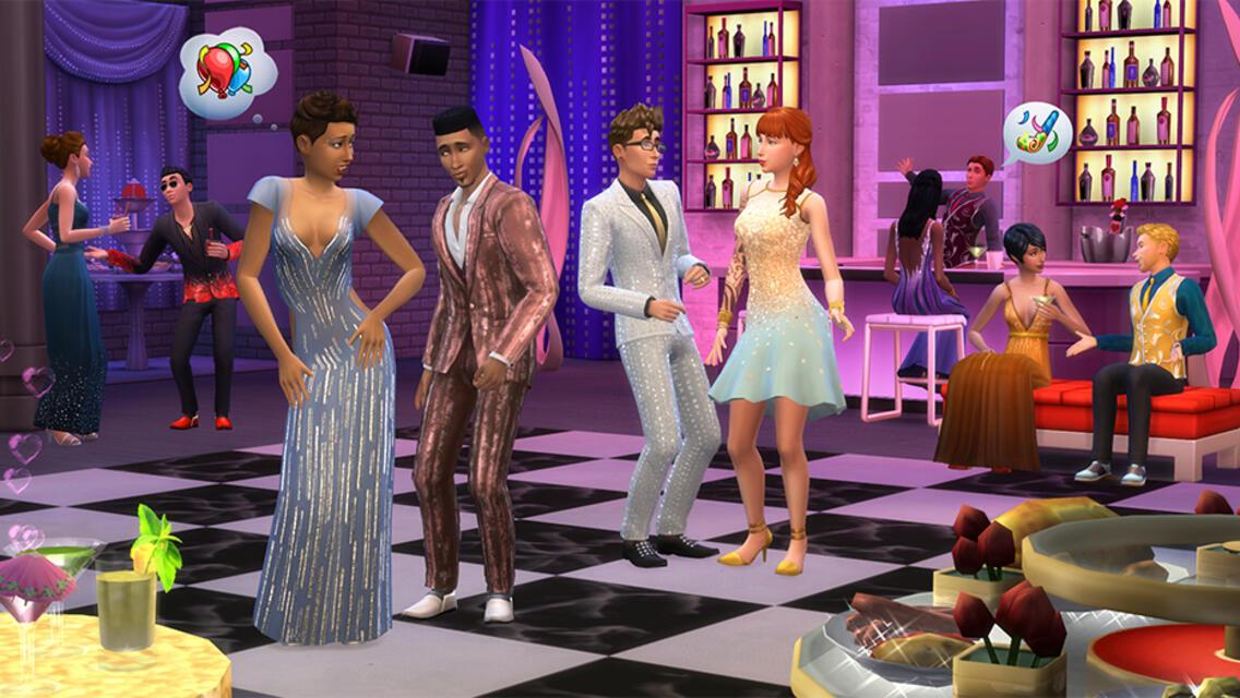 Die Sims 4 Bundle 1 Code In Der Box Gamestopde