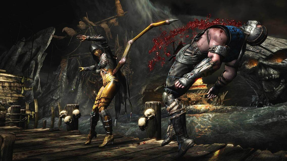 Mortal Kombat X (USK-Version 100% UNCUT)