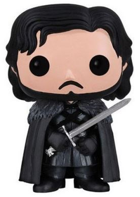 Game Of Thrones Jon Schnee Pop Vinylfigur Gamestop De