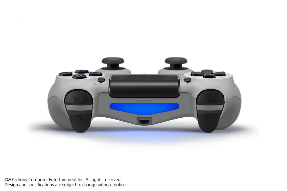 PS4 DualShock 4 Wireless Controller 20th Anniversary Edition