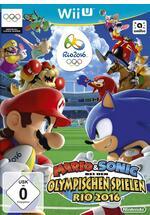 Mario & Sonic bei den Olympischen Spielen Rio 2016