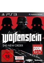 PS3 Wolfenstein The New Order