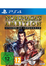 PS4 Nobunagas Ambition Sphere
