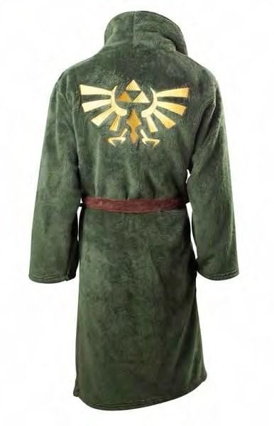 The Legend of Zelda - Bademantel Größe L/XL/XXL - GameStop.de: Power ...