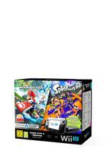 Wii U Konsole Premium Pack inkl. Mario Kart 8 + Splatoon