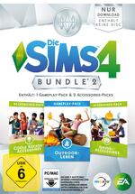 Die Sims 4 - Bundle Pack 2 (Code in der Box)