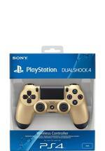 PS4 Dualshock 4 Controller gold