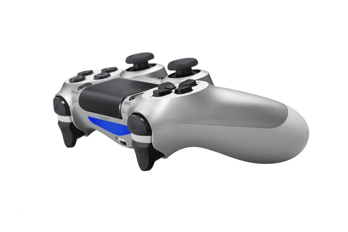 PS4 Dualshock 4 Controller silber
