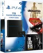 PlayStation 4 1TB Superbundle (Exklusiv bei GameStop!)