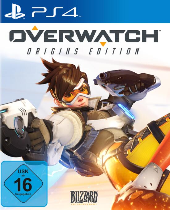 Overwatch - Origins Edition