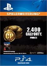 Call of Duty Punkte 2.000 (+400 BONUS)