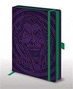 Batman - Premium Notizbuch A5 Joker