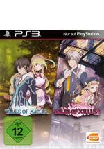 PS3 Tales of Xillia 1+2