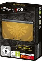 New Nintendo 3DS XL Konsole Hyrule Edition