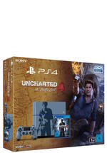 PlayStation 4 1TB Konsole Uncharted Limited Edition only online! (Neuware ohne Umverpackung)