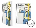 Fallout 4 - Notizbuch A5 Vault Boy