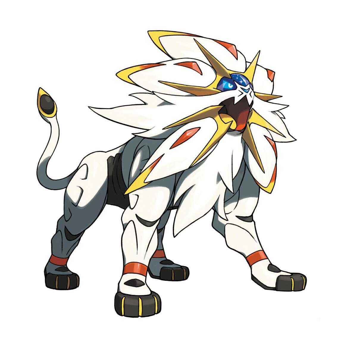 Pokemon Sonne Mond Screenshot