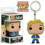 Fallout - Schlüsselanhänger Vault Boy