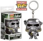 Fallout - Schlüsselanhänger Armor Pocket
