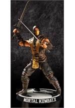 Mortal Kombat - Figur Scorpion