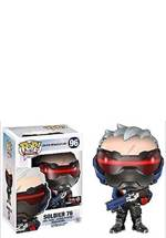 Overwatch - Figur Soldier 76