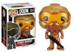 Doom - POP! Vinyl-Figur Gold Variant