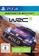 WRC eSports-Edition