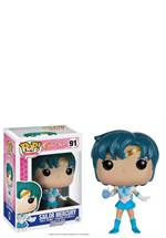 Sailor Moon - POP! Vinyl Wackelkopf-Figur Sailor Mercury
