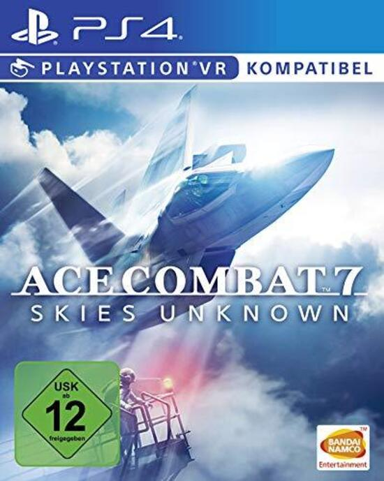 playstation vr ace combat 7. Black Bedroom Furniture Sets. Home Design Ideas