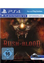 PlayStation VR Until Dawn: Rush of Blood