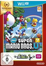 New Super Mario Bros. U + New Super Luigi U (Nintendo Selects)