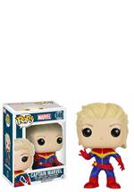 Marvel - POP! Vinyl-Figur Captain Marvel